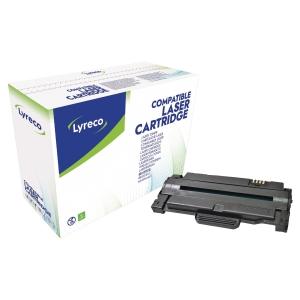 Toner laser Lyreco compatibile con Samsung ML-1910 ML1910-HY-LYR 2.5K nero