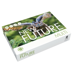 New Future Multi paper A4 70g - 1 box = 5 reams of 500 sheets