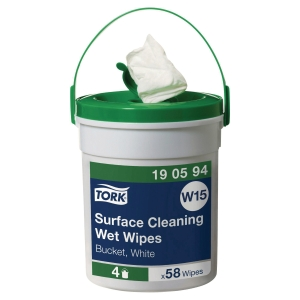 TORK 190594 WET WIPE SURFCE CLEANER