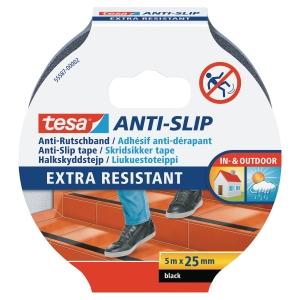 Tesa ruban adhésif antidérapant 25mmx5m