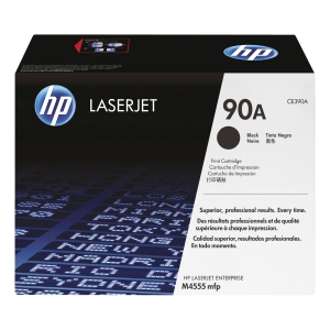 HP CE390A laser cartridge nr.90A black [10.000 pages]