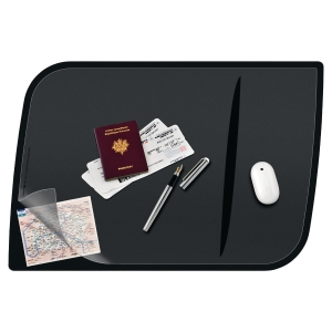 CEP 2143001 DESK MAT CONFORT BLACK