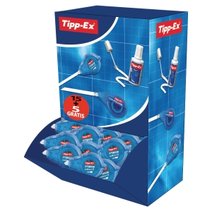 Tipp-Ex Value Pack 15+5 free Easy Refill correction rollers 5mmx14m