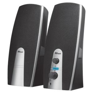 Stereo-Lautsprecherset Trust Mila 2.0