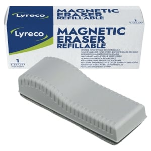 Lyreco Magnetic Whiteboard Eraser