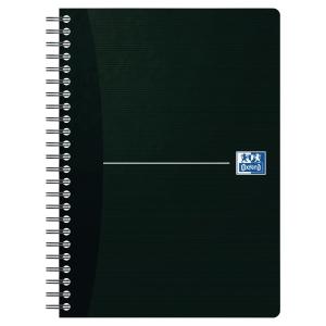 Oxford Office Essentials Soft Cover notitieboek met spiraal - gelijnd
