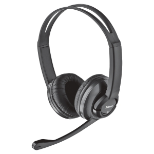 Trust Headset Zaia, F/PC/LAPTOP