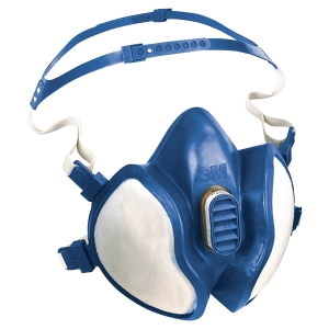 3M 4255 maintenance free half mask respirator reusable