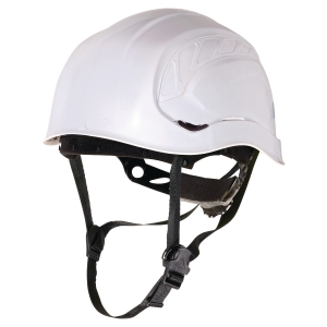 CASQUE DE CHANTIER DELTA PLUS STYLE CASQUE DE MONTAGNE GRANITE PEAK BLANC