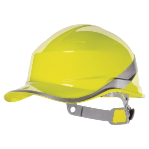 DELTA PLUS DIAMOND YELLOW SAFETY HELMET