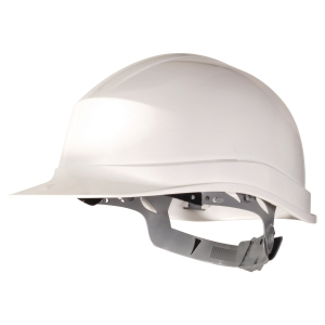 Delta Plus Zircon safety helmet white