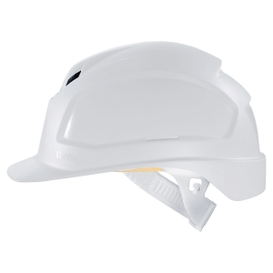 Uvex Pheos B safety helmet white