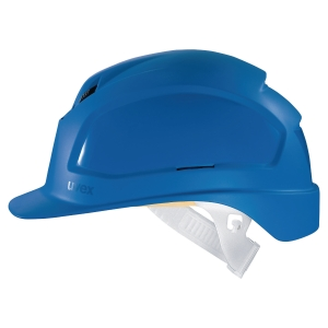 Uvex Pheos B safety helmet blue
