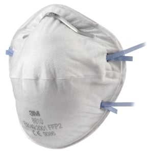 3M 8810 FFP2 RESPIRATOR MASKS (BOX OF 20)