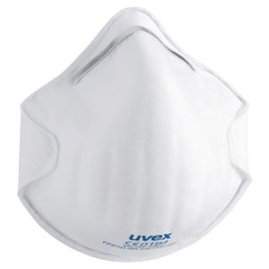 FFP1 Formmaske UVEX S ILV-AIR C, 20 Stk