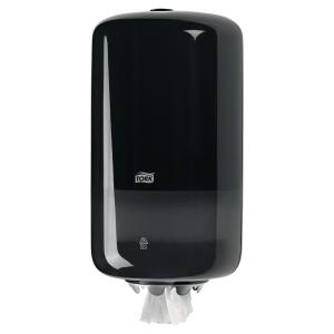 Dispenser Tork 558008 til tørkerull Mini Centerfeed sort