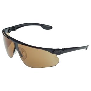 Schutzbrille 3M 13297 Maxim Ballistic, Filtertyp 5, schwarz, Scheibe bronze