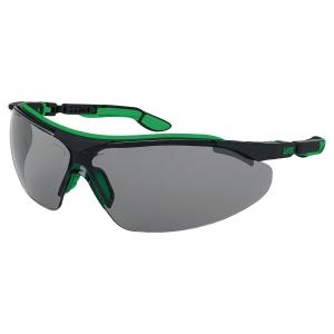 UVEX I-VO 9160 Zváracie bezpečnostné okuliare filter 1.7, čierna / zelená
