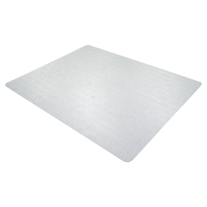 CLEARTEX 100% POST CONSUMER RECYCLED PET CARPET CHAIRMAT 1200 X 1500MM