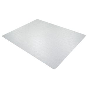 Stoleunderlag Floortex ECOTEX, pet-plast med pigge, 120 x 150 cm