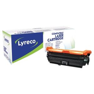 Lasertoner Lyreco kompatibel HP CE400A sort
