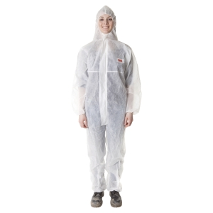 3M 4500 PROTECTIVE COVERALL CAT1 WHITE
