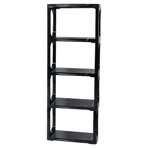 ETAGERE MULTIUSAGE 5 TABLETTES MONTAGE VERTICAL/HORIZONTAL KIS BY CEP