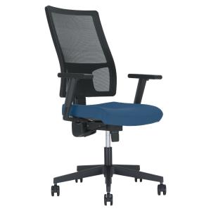 Nowy Styl Taktik Mesh Synchron Chair - Blue
