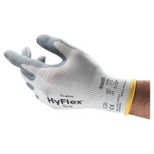 Ansell 11-800 hyflex foamnitriili pinnoitettu käsine no 8, myyntierä 1 kpl=1pari