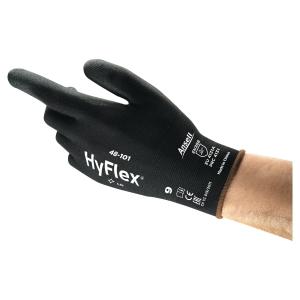 Víceúčelové rukavice na precizní práci Ansell HyFlex® 48-101, velikost 7