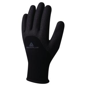Paire de gants Deltaplus Hercule résistants au froid noirs taille 9
