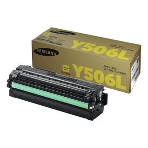 Samsung CLT-Y506L tonercartridge geel [3.500 pag]