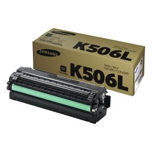 Samsung CLT-K506L tonercartridge zwart  [6.000 pag]
