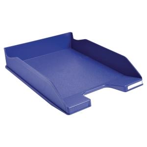 Bandeja de sobremesa STANDARD color Azul EXACOMPTA Dimensiones:    240x65x320mm