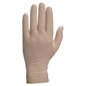 Venitactyl 1310 Einweghandschuhe aus Latex, 100Stk, Größe 7/8