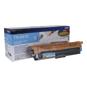 Brother TN-241 tonercartridge blauw [1.400 pag]