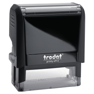 Trodat Printy 4913 customizable stamp 58 x 22mm 6 lines