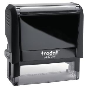 Trodat Printy 4915 personaliseerbare stempel 70 x 25mm 7 lijnen