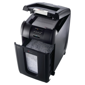 Rexel Auto+ 300X shredder cross-cut - 300 pages - 1 to 10 users