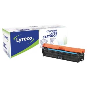 Lasertoner Lyreco kompatibel HP CE341A lj cyan