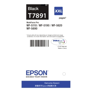 CARTUCCIA PER STAMPANTI INKJET EPSON T789140 - 4.000 - NERO