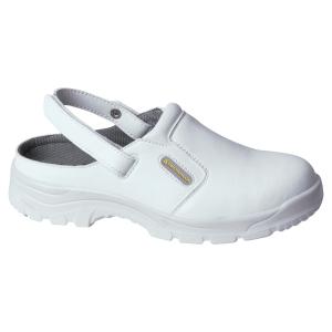 Maubec3 SRC munkacipő - szandál, fehér, méret: 39