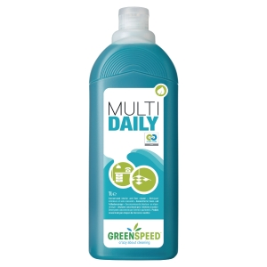 Rengöringsmedel Greenspeed Multi Daily Professional 1L