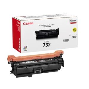 Canon 732Y Toner Cartridge Yellow