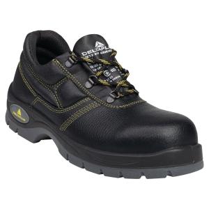 Chaussures de sécurité basses Deltaplus Jet 2 S1P - noires - pointure 38
