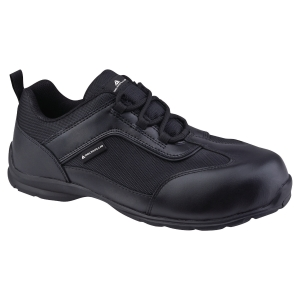 DELTAPLUS BIG BOSS SAFETY SHOES S1P SRC BLACK SIZE 10