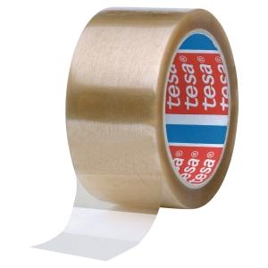 Pack de 6 cinta embalar TESA polipropileno 50x66 trans 4089