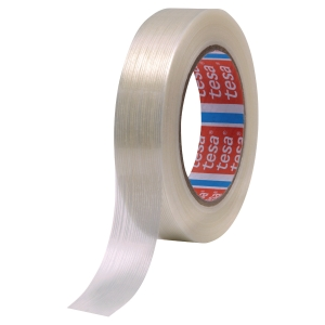 TESA MONO FILAMENT TAPE 50MM*50M PACK OF 3