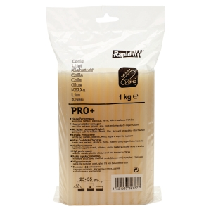 Recharges de colle thermofusible professionnelle pro+ 1 kg haute performance