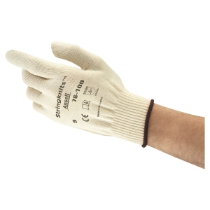 Gants manutention Ansell Stringknits 76-100 - taille 9 - la paire